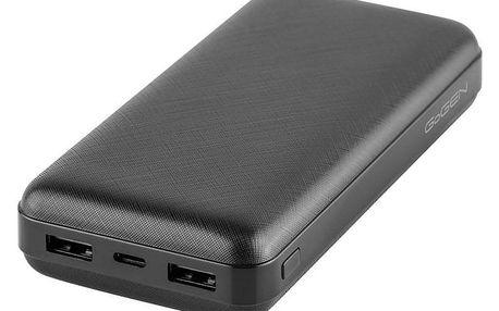 GoGEN 20000 mAh, USB-C černá (PB200005B)