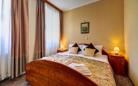 Relaxační wellness pobyt ve Velkých Losinách na 3 noci v zařízení Hotel Istria