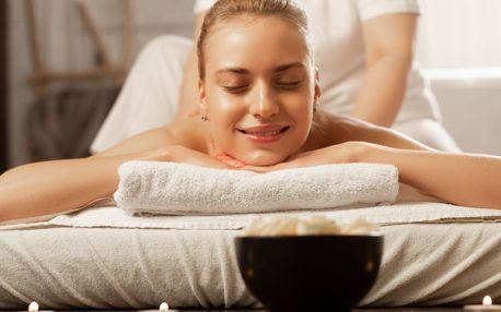 80 minut relaxace s masáží v Royal Jasmine Spa