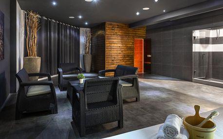 Relaxujte: 120 minut odpočinku ve finské sauně