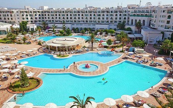 02.06.2020 - 12.06.2020 | Tunisko, Yasmine Hammamet, letecky na 11 dní all inclusive5