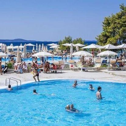 Apartmány Holiday Village Zaton 3*, Chorvatsko, Severní Dalmácie, Zaton