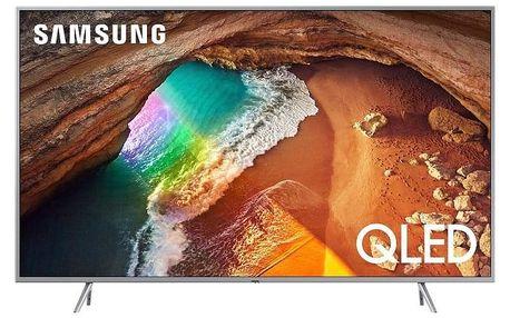 Samsung QE55Q67R černá/stříbrná