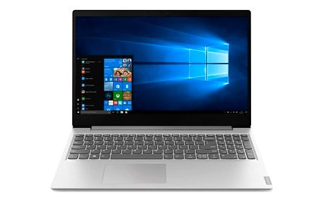 Notebook Lenovo IdeaPad S145-15AST šedý (81N3000QCK)