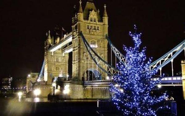 5 denní zájezd do adventního Londýna s návštěvou ateliérů Harryho Pottera4
