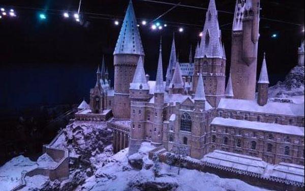 5 denní zájezd do adventního Londýna s návštěvou ateliérů Harryho Pottera