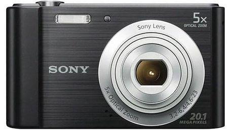 Sony DSC-W800B černý
