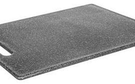 BANQUET Prkénko krájecí plastové GRANITE 36,3 x 27,5 x 0,75 cm, 27,5 cm