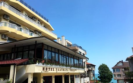 Sozopol: Golden Fish Family Hotel