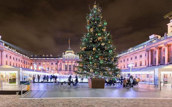 Silvestr v Londýně | 1 osoba | 4 dny (1 noc) | Po 30. 12. 2019 – Čt 2. 1. 20204