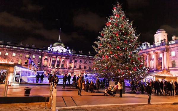 Silvestr v Londýně | 1 osoba | 4 dny (1 noc) | Po 30. 12. 2019 – Čt 2. 1. 20205