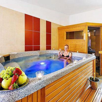 Vysočina v hotelu v Třebíči s neomezeným fitness a polopenzí, i varianta se vstupy do památek UNESCO a aquaparku