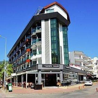 Acar Hotel, Turecká riviera