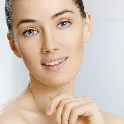 Úprava obočí či kosmetika s chemickým peelingem