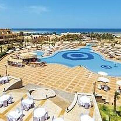 Egypt - Marsa Alam letecky na 7-8 dnů, all inclusive