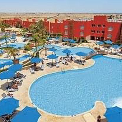 Egypt - Marsa Alam letecky na 7-12 dnů, all inclusive