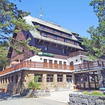 Vysočina v penzionu u Žďáru nad Sázavou s wellness a polopenzí