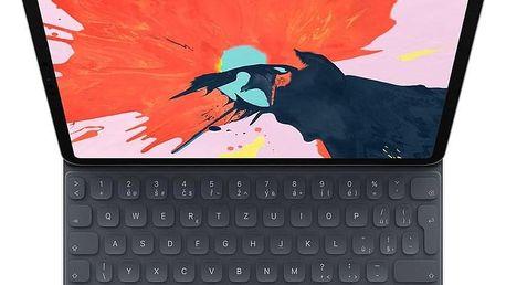 "Apple Smart Keyboard Folio 11"" iPad Pro (2018) šedé (MU8G2CZ/A)"