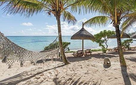 Mauricius letecky na 9 dnů, polopenze