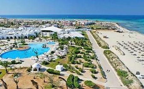 Tunisko - Djerba letecky na 7-9 dnů, all inclusive