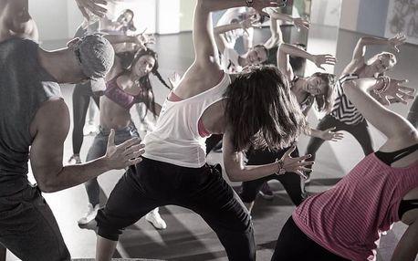 Zumba, Dancehall - 1× či 4× 60min. lekce