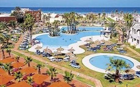Tunisko - Djerba letecky na 7-9 dnů, strava dle programu