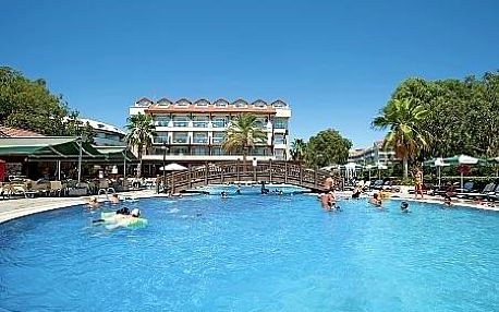 Turecko - Side - Manavgat letecky na 8-11 dnů, all inclusive