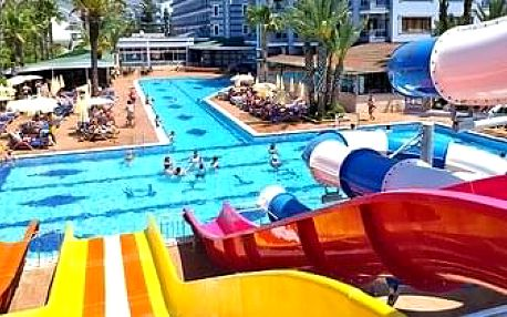 Turecko - Alanya letecky na 7-11 dnů, all inclusive