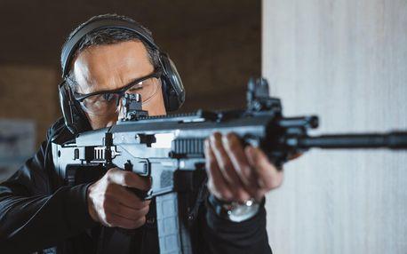 Střelba až ze 7 zbraní bez zbrojního průkazu