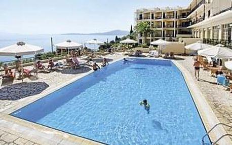 Řecko - Korfu letecky na 8 dnů, all inclusive