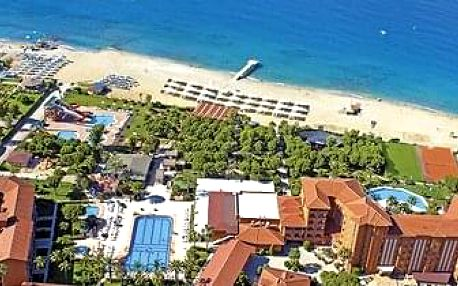 Turecko - Alanya letecky na 7-10 dnů, all inclusive