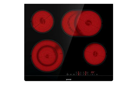 Sklokeramická varná deska Gorenje Essential CT43SC