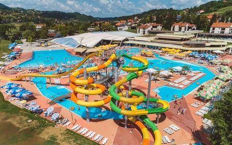 Chorvatsko na 3-6 dnů, polopenze