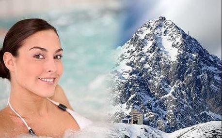 Vysoké Tatry v oblíbeném hotelu Lesana s polopenzí, neomezeným wellness a novým bazénem