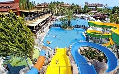 Turecko - Side - Manavgat letecky na 8 dnů, all inclusive