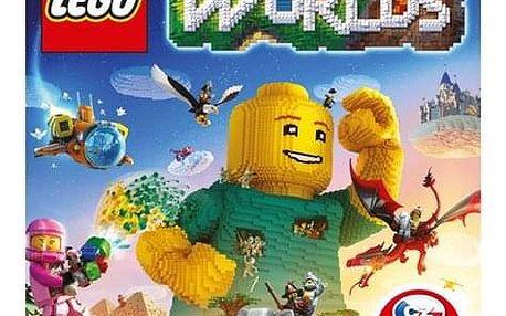 Hra Ostatní DSi PC LEGO Worlds (5908305216926)