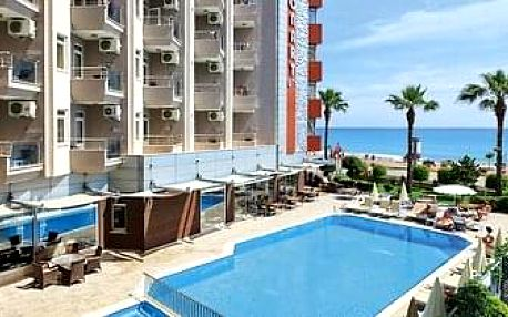 Turecko - Alanya letecky na 7-12 dnů, all inclusive