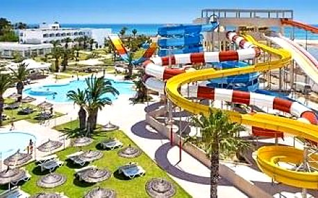 Tunisko - Hammamet letecky na 7-11 dnů, all inclusive
