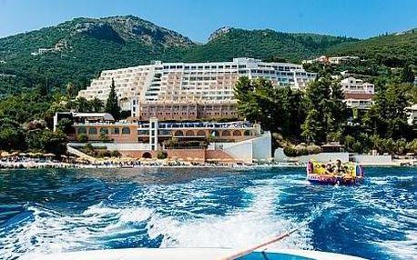 Řecko - Korfu letecky na 8-12 dnů, all inclusive