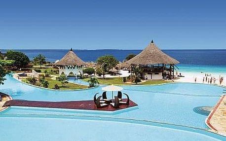 Tanzanie - Zanzibar letecky na 10-11 dnů, all inclusive