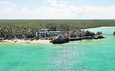 Tanzanie - Zanzibar letecky na 10 dnů