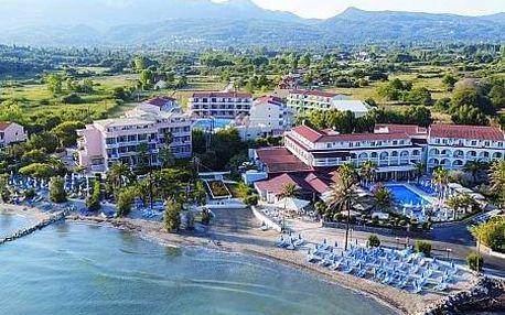 Řecko - Korfu letecky na 11-12 dnů, all inclusive