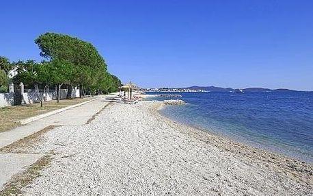Chorvatsko - Zadar na 4-12 dnů