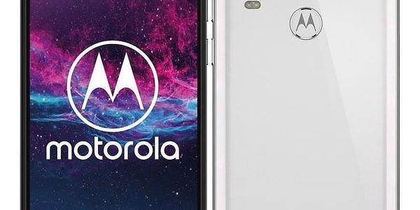 Motorola One Action bílý (PAFY0006PL)