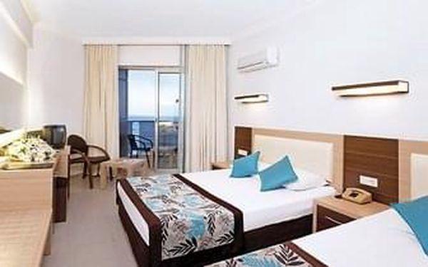 Hotel Monart City, Turecká riviéra, letecky, all inclusive3