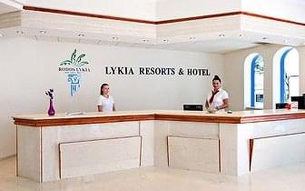 Hotel Larisa Boutique & Resort, Rhodos, letecky, all inclusive5