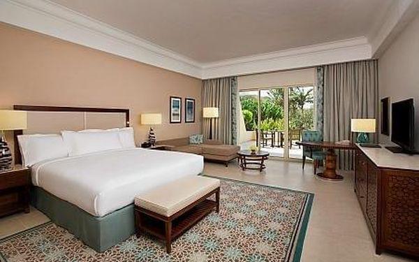 Hilton Al Hamra Beach & Golf Resort léto, Arabské emiráty, letecky, polopenze3