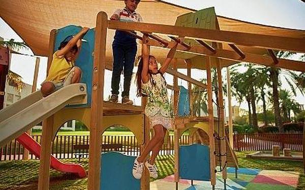Hilton Al Hamra Beach & Golf Resort léto, Arabské emiráty, letecky, polopenze5