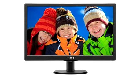 Philips 193V5LSB2 černý (193V5LSB2/10)