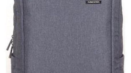"Batoh na notebook Kingsons Classic 15,6"", šedá"